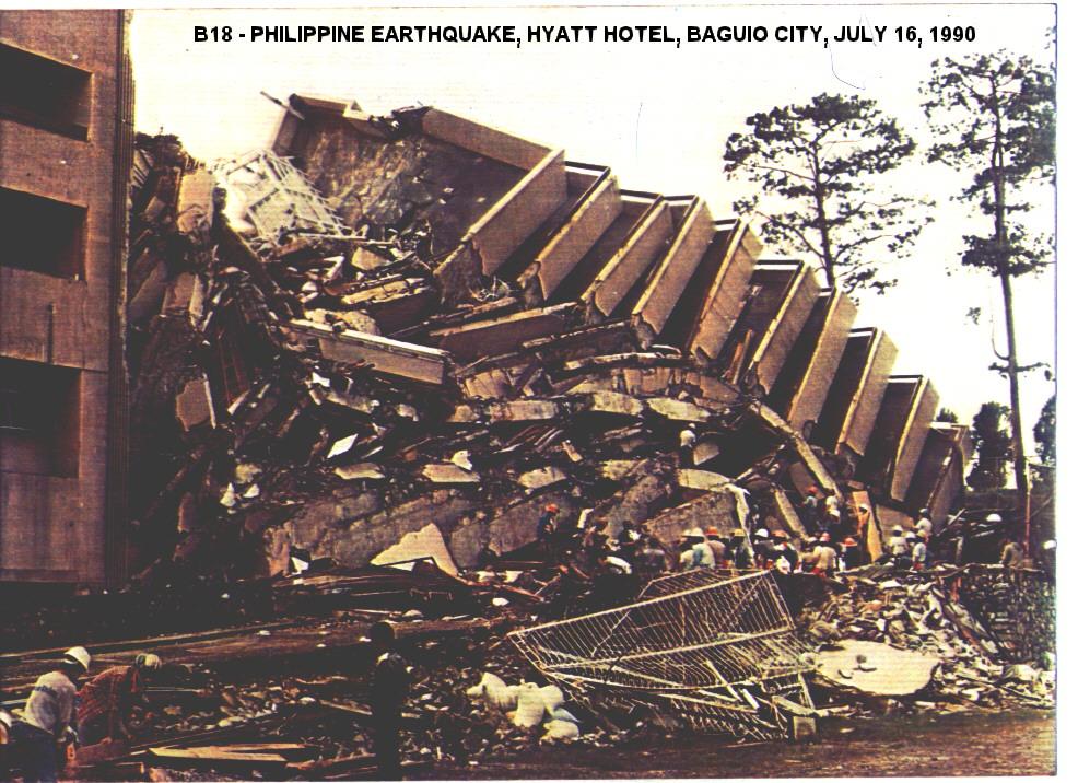 Philippine Earthquake: